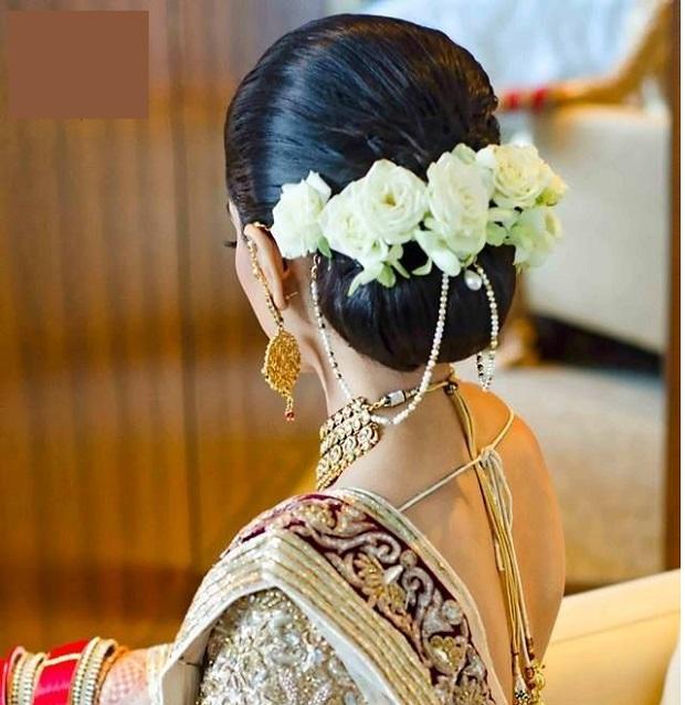 Hindu Bridal Hairstyles 14 Safe Hairdos For The Modern: 14 Beautiful Wedding Hairstyles Trending This Season