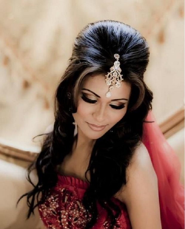 Modern and contemporary wedding hairstyles