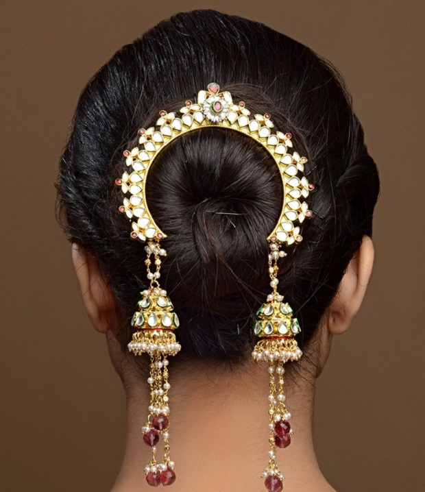 Traditional Indian Hairstyles