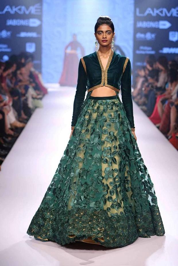 winter wedding trend forecasts by celebrity stylist Archana Dhankar