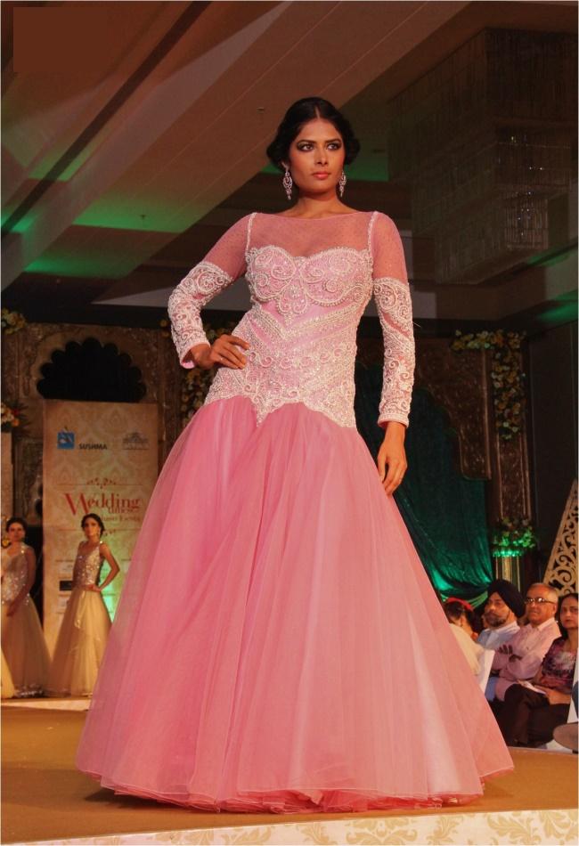 Bridal Fashion Inspiration From Wedding Times Fashion Fiesta India 39 S Wedding Blog Exploring