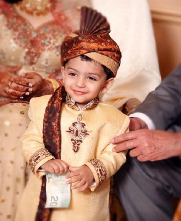 Top Wedding Photos Of Kids At Indian Weddings