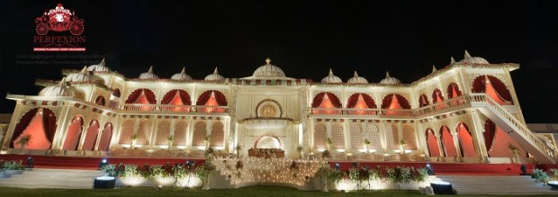 royal Jodhpur wedding decor