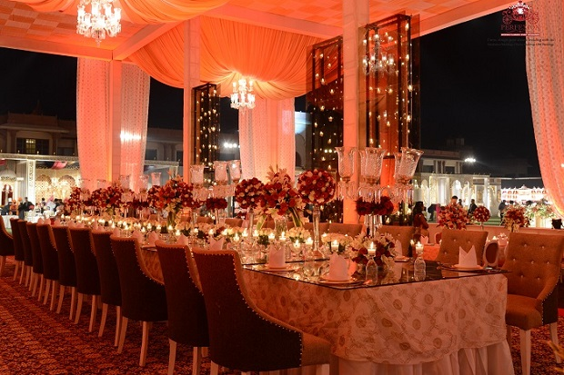 royal Jodhpur wedding decor