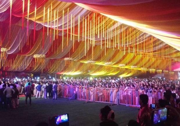 real weddings inside an inr 55 crore wedding � indias