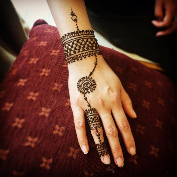 10 Amazing Mehendi Trends To Watch Out For In 2016 India