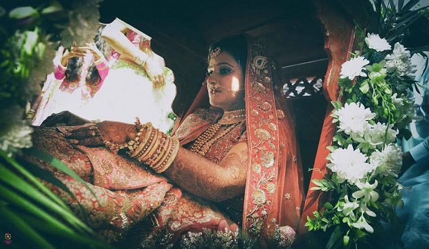 real Indian wedding in Daman by Confetti Films