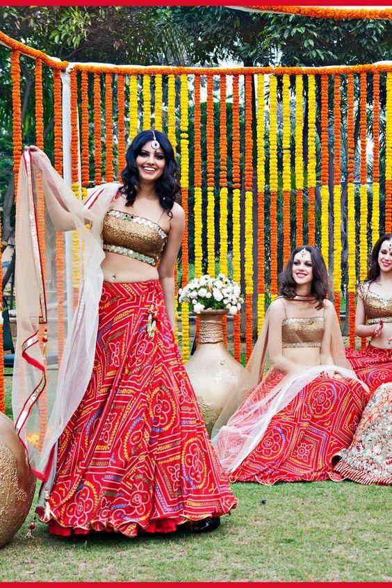 ee4d9e237c 10 Wedding Dress Ideas For Girls Attending Their Best Friend's ...