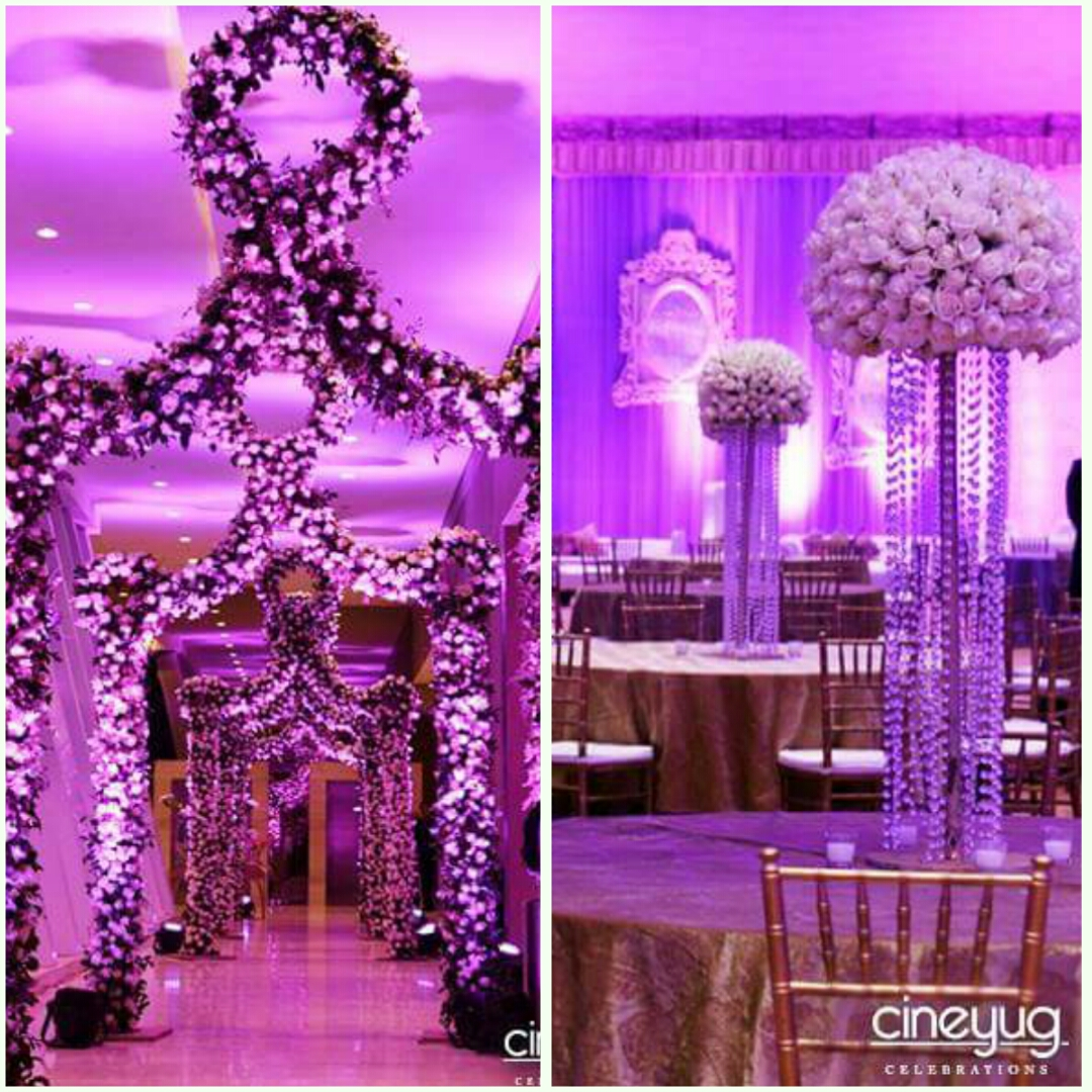 Top wedding color themes in indian wedding exploring for Best wedding colour themes