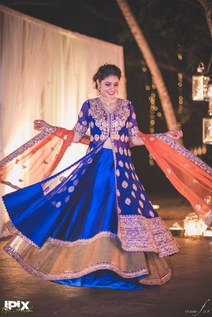 Real Wedding A Modern Sikh Wedding In Grand Hyatt Goa By