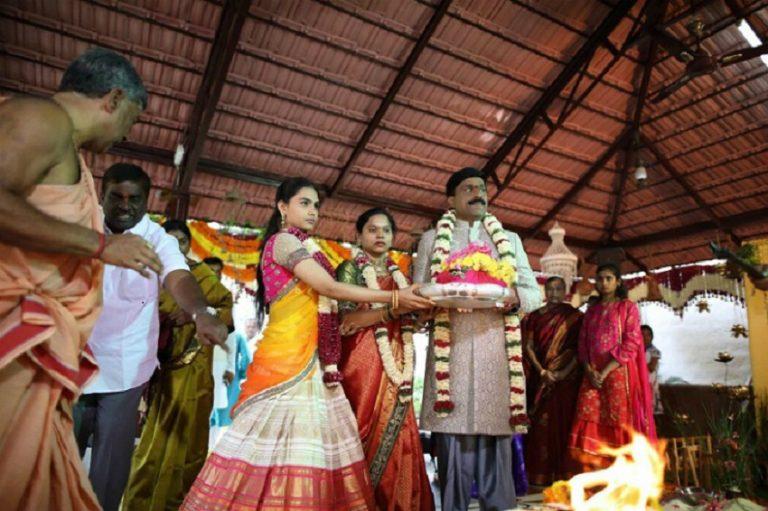 Reddy indian wedding