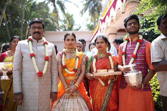 reddy wedding