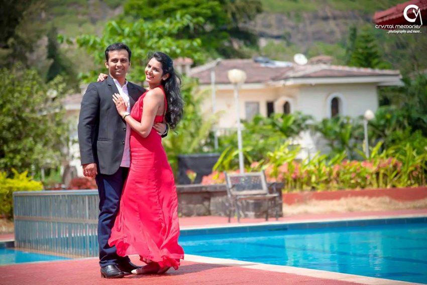 pre wedding shoot Marathi real wedding