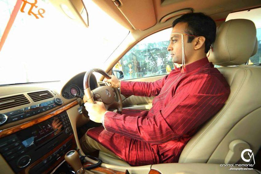 Marathi real wedding by Crystal Memories