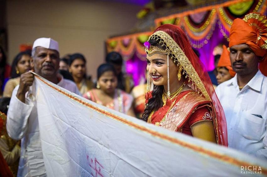 mangalashtak-Aniket Kanade wedding ceremony Maharashtrian wedding