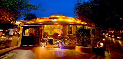 Chokhi Dhani wedding venue walkthrough