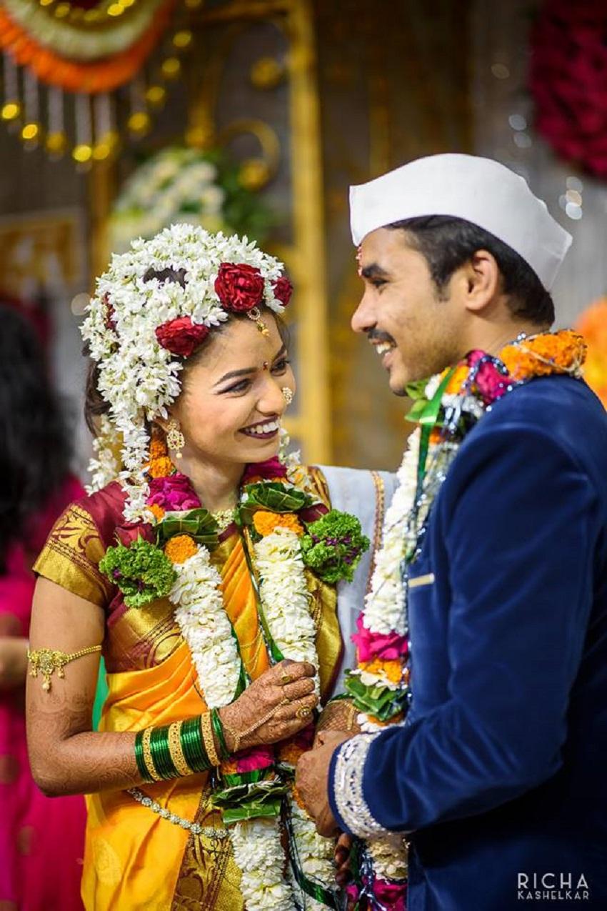 wedding marathi rituals