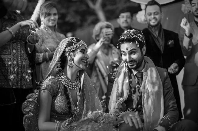 Parsi Punjabi wedding of rishaad mody priyanka kochhar