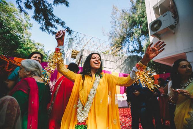 Sangeet -rishaad mody priyanka kochhar