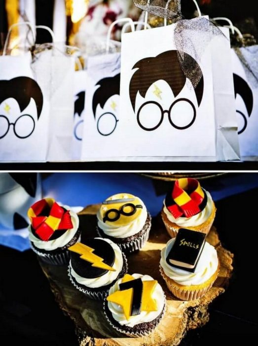 harry potter themed wedding