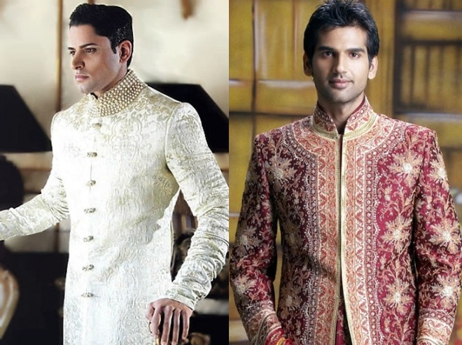 Ideas and Tips For Indian Men\'s Wedding Attire - India\'s Wedding ...