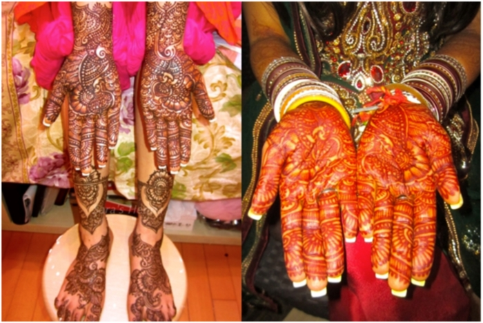 Bridal Henna 4