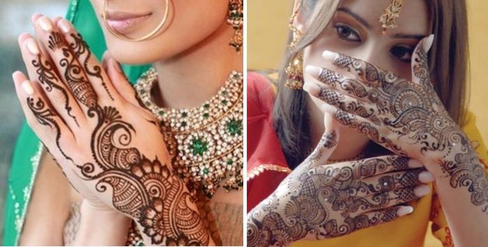 Arabic Mehendi Designs 1