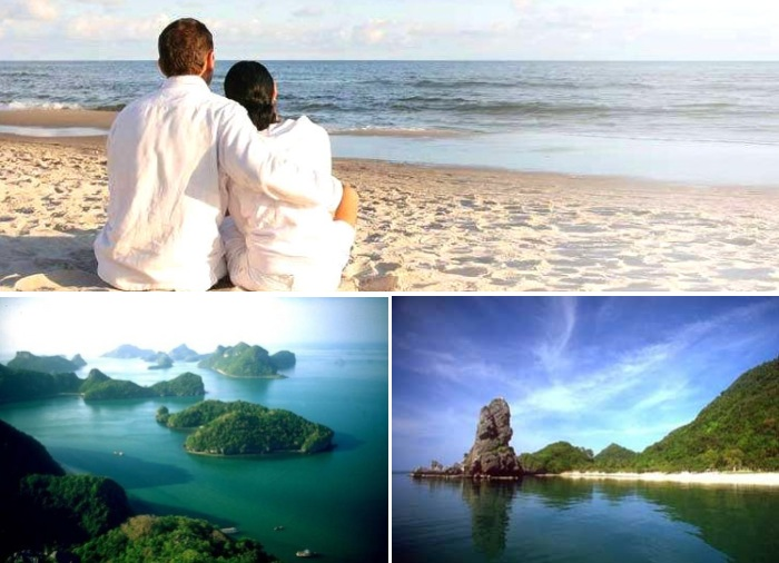 honeymoon in Andaman