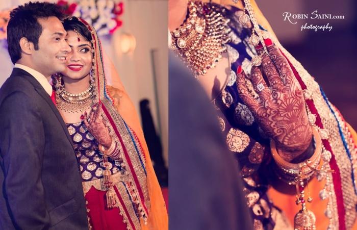 Cake Recipe Marathi Song: Real Weddings: Marathi Wedding With A Punjabi Tadka By