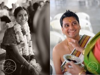 Real Weddings A Spectacular South Indian Style Wedding