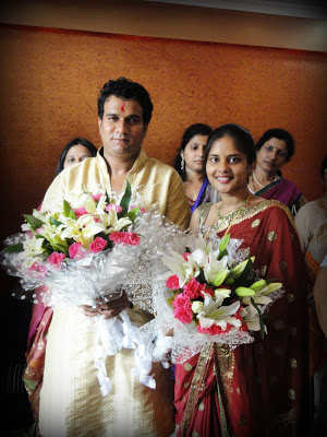 Marathi wedding blogger