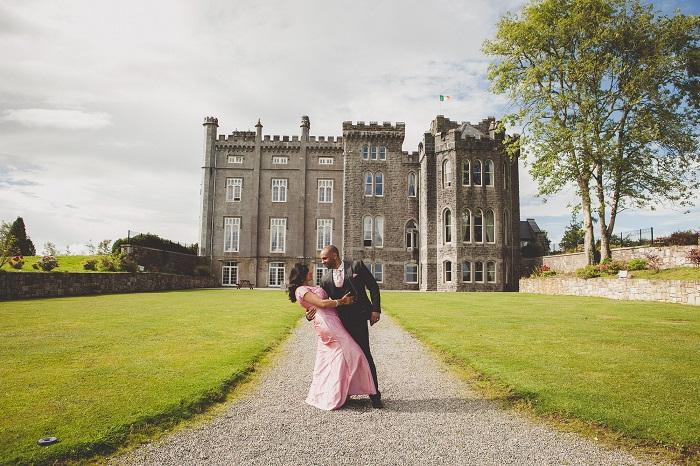 Real Weddings: Saira & Edward's African-Asian Fusion