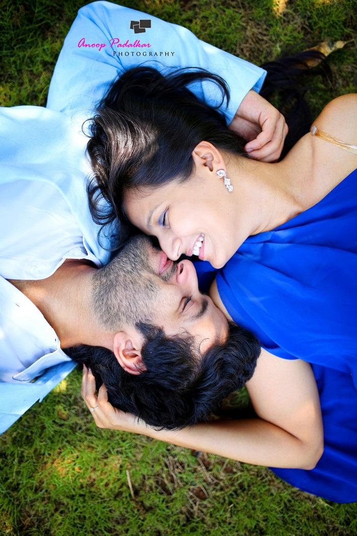 pre wed anoop