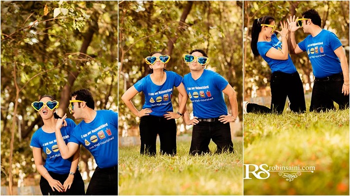 robin save the date prewed