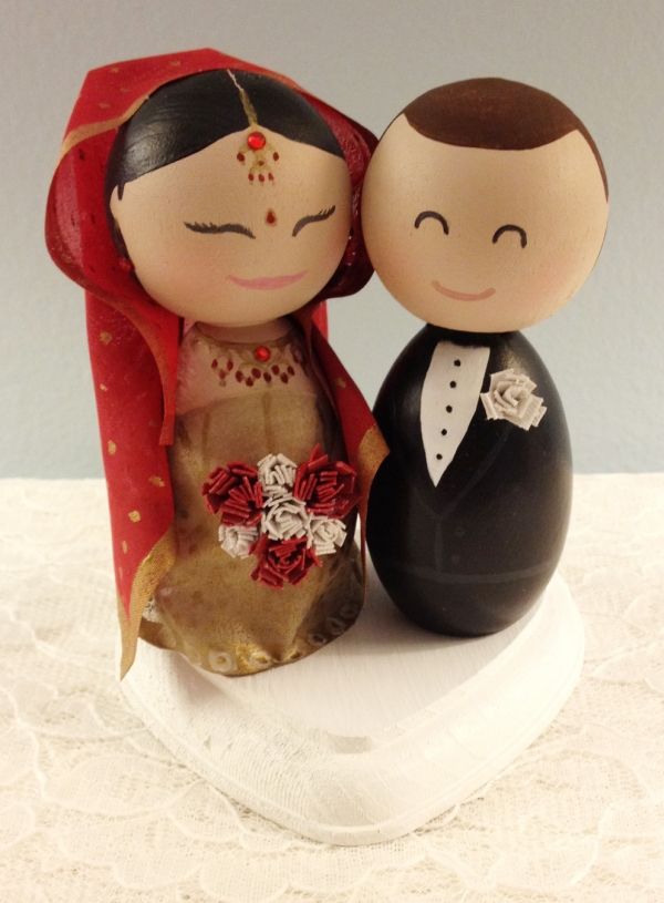 wedding cake indian toppers ideas for wedding cake toppers india s wedding 22974