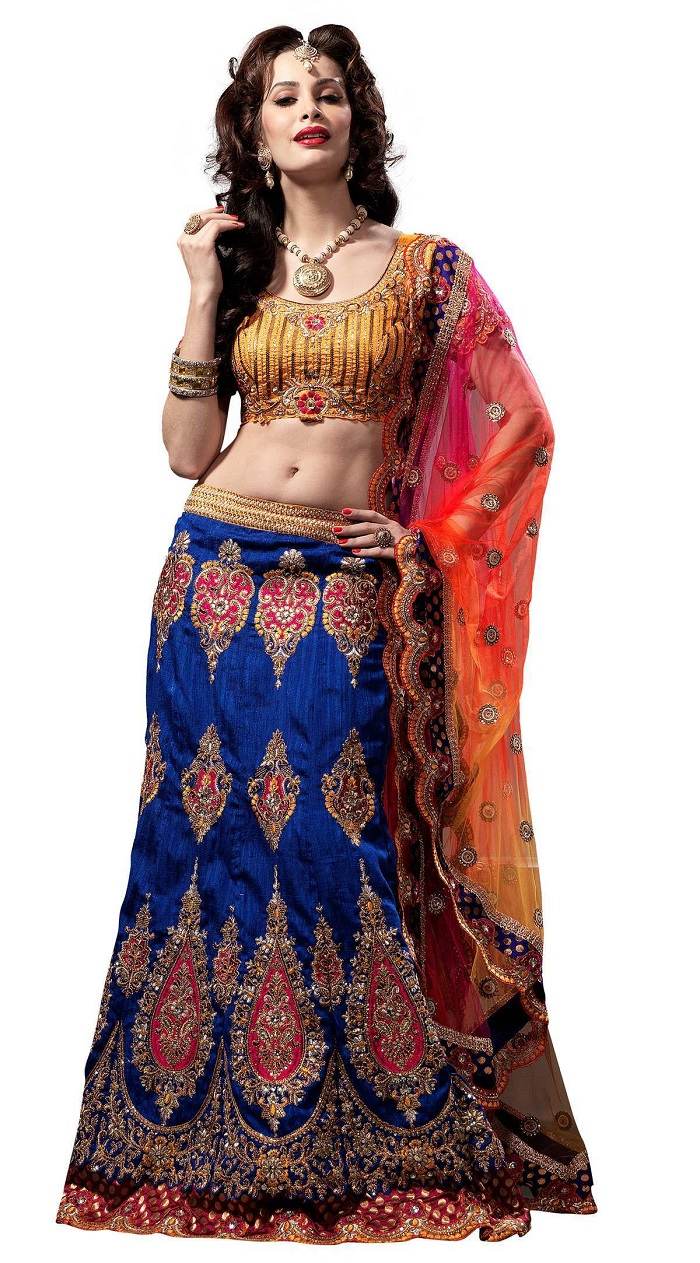 mid riff bbaring lehenga for bridal weight loss