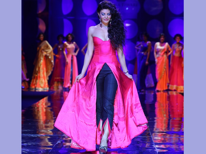 I is for Indo western fusion wear