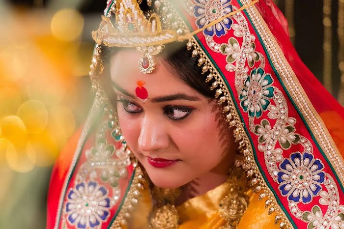 bride larger