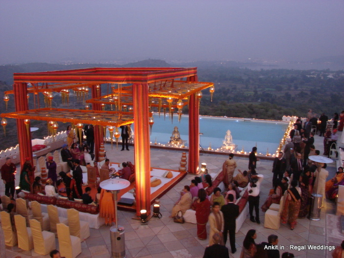 Top 5 wedding destinations in india exploring indian for Top 5 wedding destinations