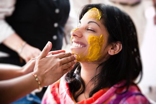 How to Use Turmeric on the Face(1)