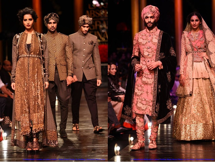 In_SabyaSachi_Couture_at_Lakme_Fashion_Week's_Grand_Finale,_by_SouBoyy,_Sourendra_Kumar_Das.