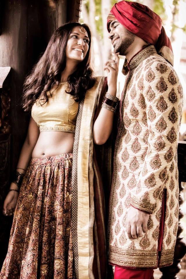 Indian wedding in Thailand