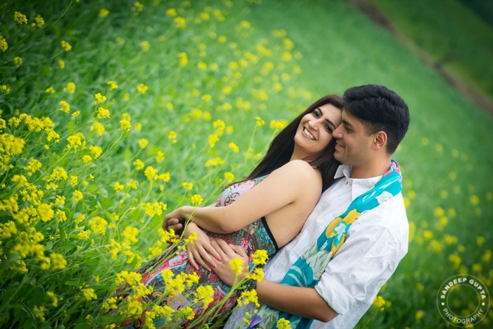 Pre wedding photography India