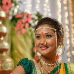 Simple Maharashtrian bride