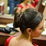 Indian wedding hairstyle ideas
