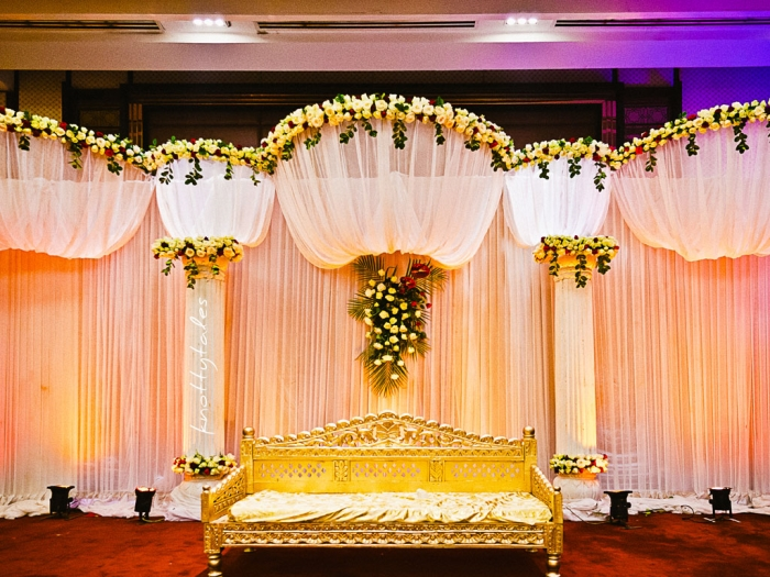 indian wedding flower decoration