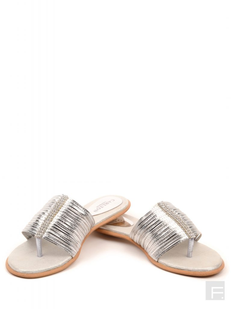 Indian flats- shoes for Indian brides