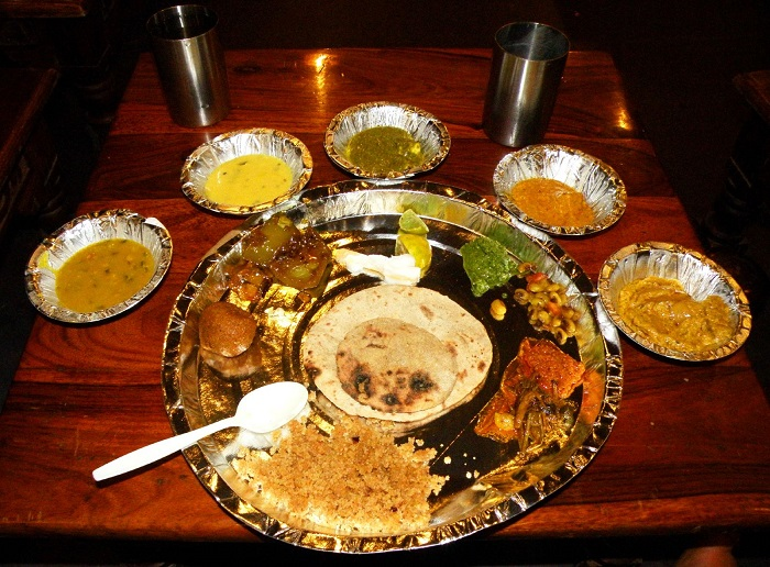 wedding food India