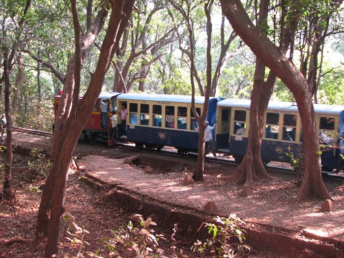 Toy Train Matheran