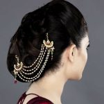 hair accessories for Indian brides